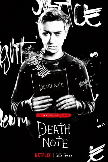 Light Yagami portrayed by Nat Wolff