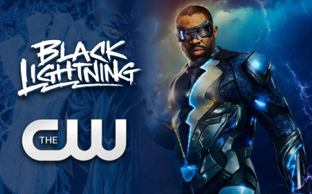 Image result for cw black lightning