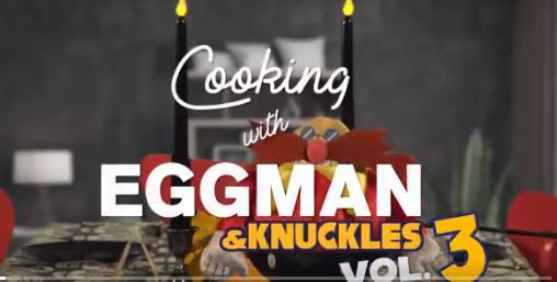 Cooking with dr eggman and knuckles 3