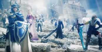 Final Fantasy Dissidia pic 9