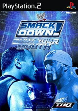 WWE Shut your mouth part 4