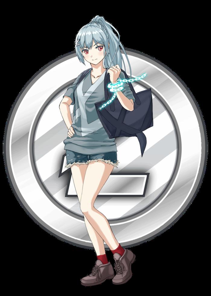 4 Litecoin girl