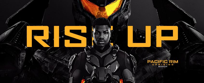 Witness the awesome Pacific Rim: Uprising Trailer #2 (2018