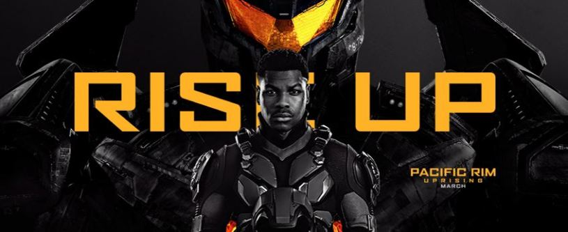 Witness the awesome Pacific Rim: Uprising Trailer #2 (2018) John
