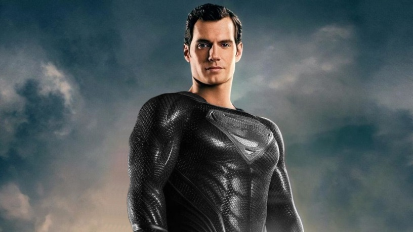 Witness the Black Suit Superman deleted scene from the Justice