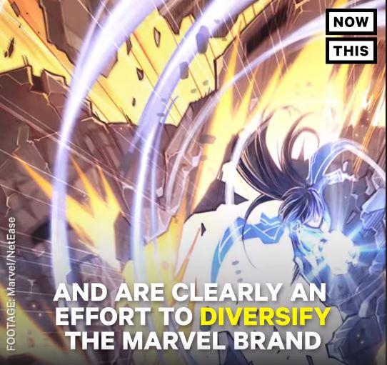 Marvel China Hero 3