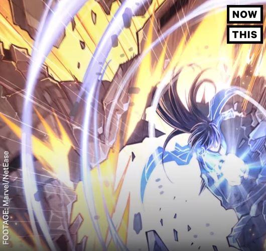 Marvel China Hero 6