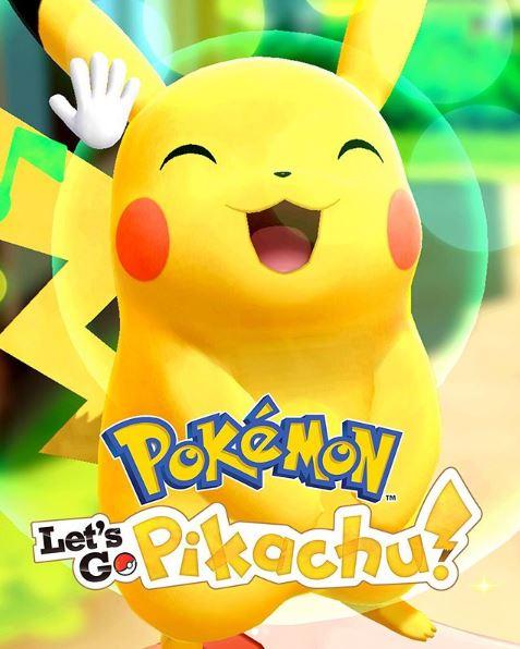 Pokemon switch game 1