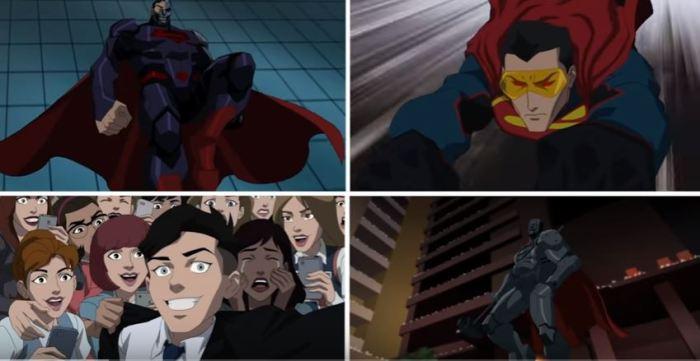 4 supermen