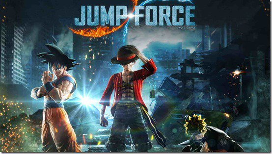 Jump Force The Next Generation Crossover Anime Fighting