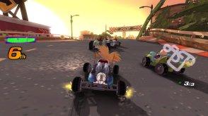 Nickelodean Kart Racers 2