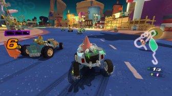 Nickelodean Kart Racers 3