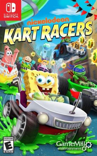 Nickelodean Racers
