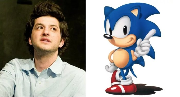 Ben Schwartz the voice of Sonic