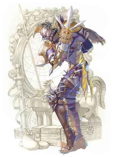 Soul Calibur VI Voldo 1