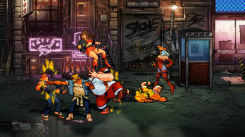 Street of Rage SS 3