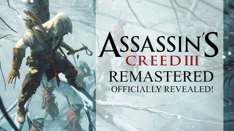 Assassin's Creed III Remastered Release Date Revealed ...