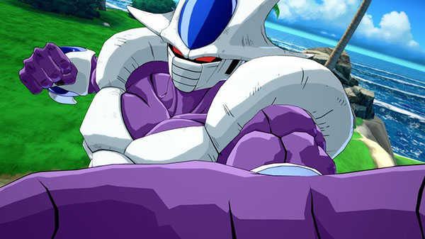 Cooler Dragonball Figter Z