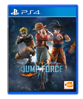 Jump Force PS4 centre
