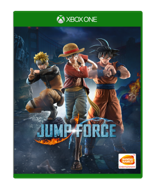 Jump Force XBOX ONE front