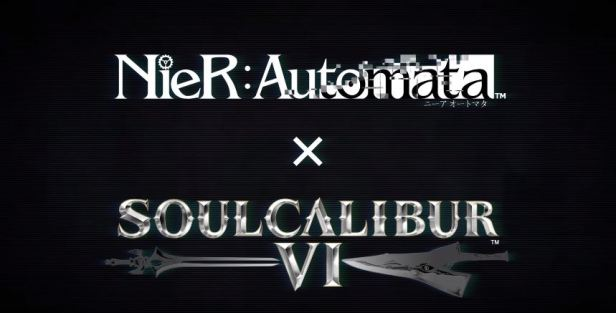 Nier Automata X Soul Calibur 6