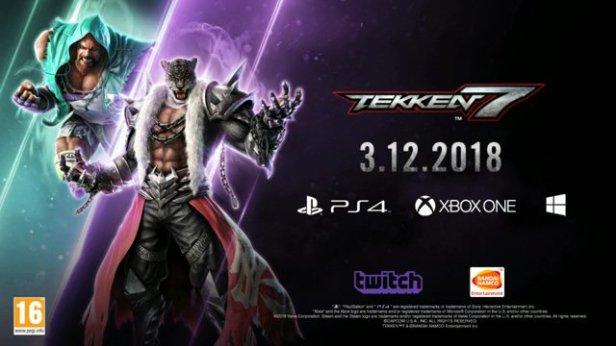 Tekken 7 News
