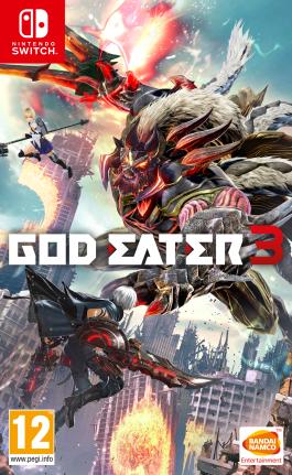 God Eater 3 2