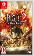Attack on Titan Final Battle 2 NSwitch 1