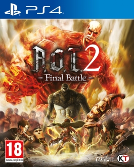 Attack on Titan Final Battle 2 PS4 1