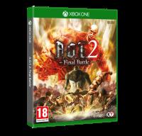 Attack on Titan Final Battle 2 XBOX ONE 2