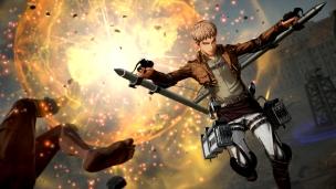 Attack on Titan Final Battle 5