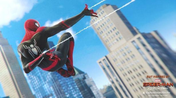 Spiderman FFH 1