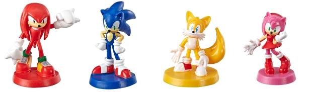 Sonic Monopoly Figures
